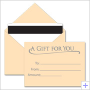 Gift Card Envelopes