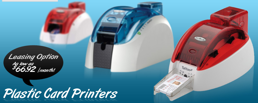 plastic gift card printing machine