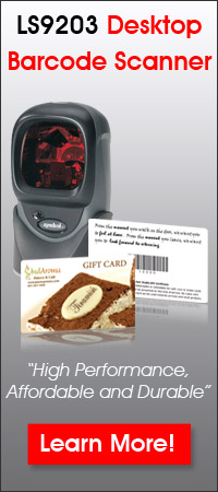 Rugged Commercial Grade Desktop Barcode Scanners