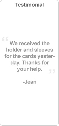 Gift Card Supply Store, Plastic Printer Testimonials